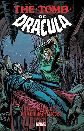 Tomb Of Dracula: The Complete Collection Vol. 2 (Tomb Of Dracula: The Complete Collection, 2)
