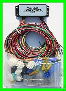 custom chopper wiring harness