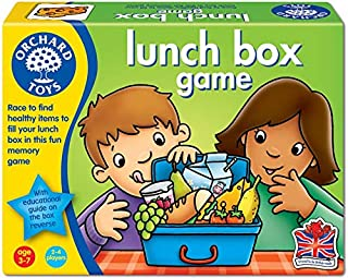 Lunch Box Game by Orchard Toys by Orchard Toys