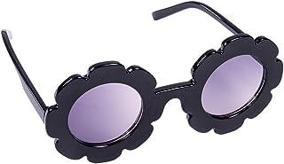 Cute Summer Baby Kids Sunglasses Plastic Frame Flower Goggles Eyeglasses Toddler Children Beach Accessories