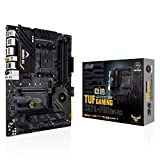 ASUS TUF Gaming X570-PRO (WiFi 6) AM4 Zen 3 Ryzen 5000 & 3rd Gen Ryzen ATX Motherboard (PCIe 4.0, 2.5Gb LAN, BIOS Flashback, HDMI 2.1, USB 3.2 Gen 2, Addressable Gen 2 RGB Header and Aura Sync)