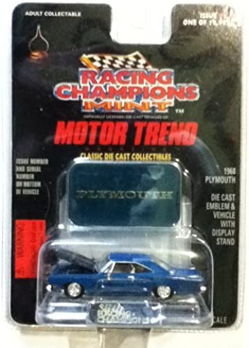 Racing Champions Mint Issue  97 1968 Plymouth by Racing Champions