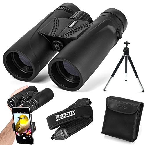 10x42 Binoculars for Bird Watching - Professional HD Quality Roof Prism Bird Watching Binoculars for...