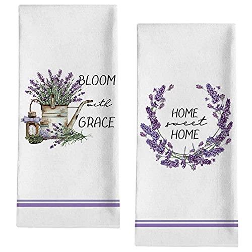 Top 10 Best Selling List for lavender kitchen towels