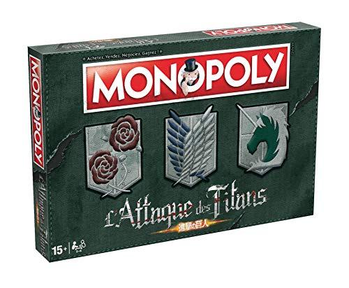 Monopoly 0436 Attague des Titans