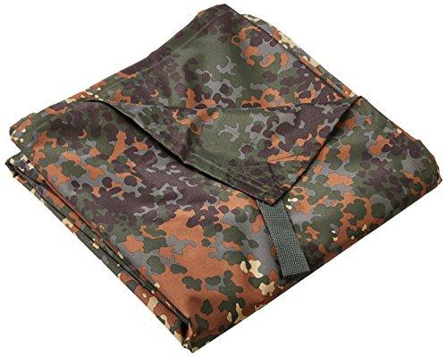 Mil-Tec Bâche Multi-Usage 'Tarp' Camouflage