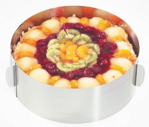 GEFU Tortenring, 8,5 cm hoch
