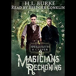 Magicians' Reckoning cover art