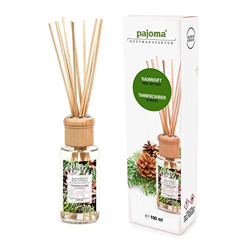 pajoma Raumduft Tannenzauber, 1er Pack (1 x 100 ml) in Geschenkverpackung