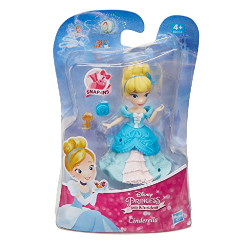 Disney Princess - Mini muñeca Cenicienta (Hasbro B8932ES2)