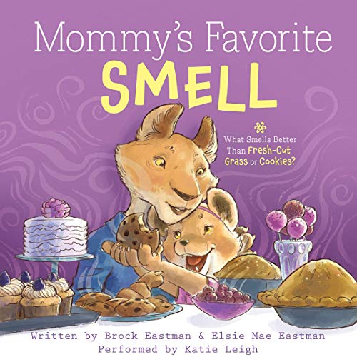Mommy's Favorite Smell audiobook cover art