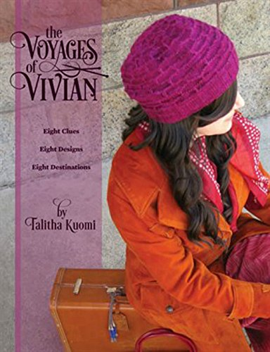 The Voyages of Vivian: Eight Clues, Eight Designs, Eight Destinations (English Edition)