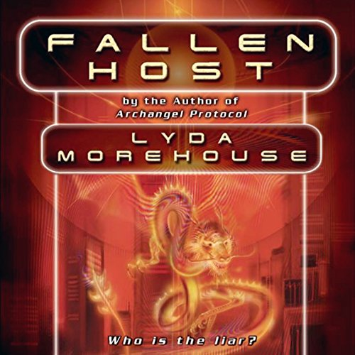 Fallen Host audiobook cover art