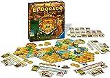 Ravensburger El Dorado 26129 – Segunda ampliación, Juego de Estrategia, Juego para Adultos y niños a Partir de 10 años, Juego táctico para 2 – 4 Jugadores