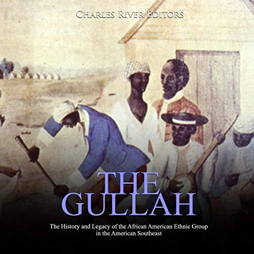The Gullah audiobook cover art
