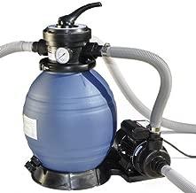 Swimline 71225 Hydro Tool Sand Pool Filter, Blue
