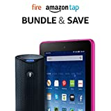 """Fire Tablet, 7"""" Display, 16 GB - includes Special Offers + Amazon Tap – Alexa-Enabled Porta…"""