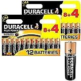 DURACELL Plus MN1500 - Pilas AA de Larga duración (24 Unidades)