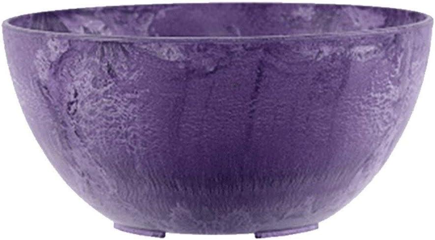 Succulent Simple Resin Flower Pot Seeding Max 66% OFF Sales Fl Indoor Round Plant