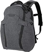 Maxpedition Entity 23 CCW-Enabled Laptop Backpack 23L for Covert Concealed Carry, Charcoal