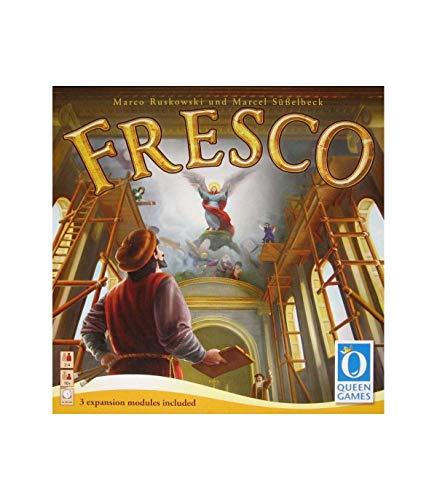 Devir- Fresco, Juego de Mesa, Multicolor (BGFRES)