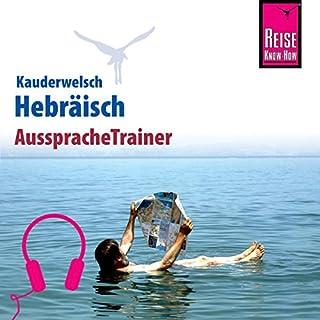 Hebräisch (Reise Know-How Kauderwelsch AusspracheTrainer) Titelbild