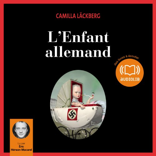 L'Enfant allemand audiobook cover art