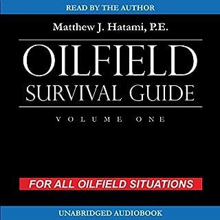Oilfield Survival Guide, Volume One audiobook cover art