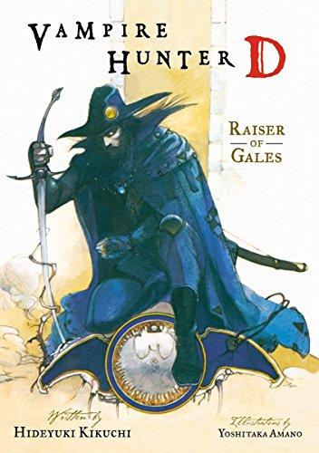 Vampire Hunter D Volume 2: Raiser of Gales