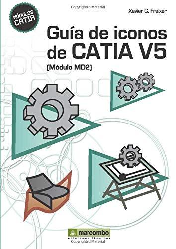 Guía de iconos de Catia V5: Módulo MD2
