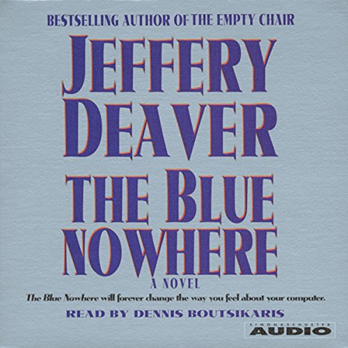 Bargain Audio Book - The Blue Nowhere