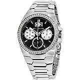 Wittnauer WN3049 - Reloj de pulsera para hombre, 30 mm, acero inoxidable, color plateado