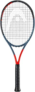 2019 Head Graphene 360 Radical Pro Tennis Racket - Strung with Custom String Colors