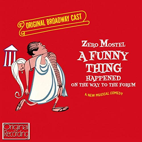 Funny Thing Happened on Way to Forum (Original Broadway Cast)