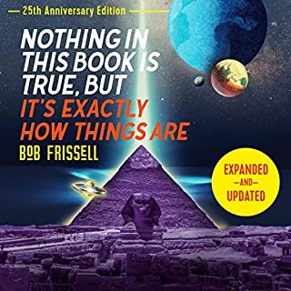 Nothing in This Book Is True, But It's Exactly How Things Are, 25th Anniversary Edition cover art