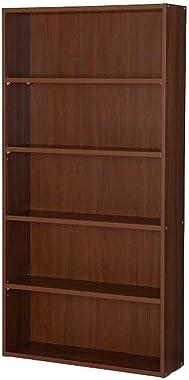IKEA NODELAND Bookcase, Medium Brown,
