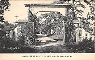 camp welmet new york