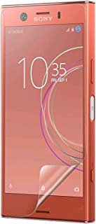 Celicious Impact Anti-Shock Shatterproof Screen Protector Film Compatible with Sony Xperia XZ1 Compact