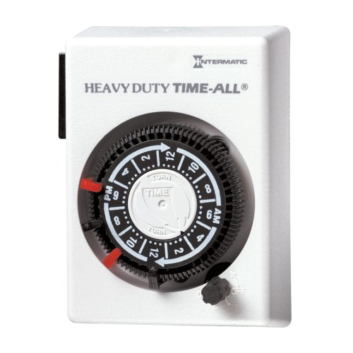 Intermatic HB112C Heavy Duty Air Conditioner and Appliance Timer