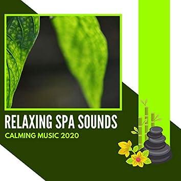Relaxing Spa Sounds - Calming Music 2020