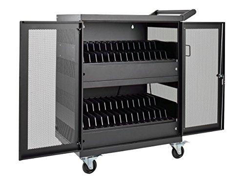 Tripp Lite 32-Port AC Charging Cart Storage Station for Chromebooks, Laptops & Tablets (CSC32AC)