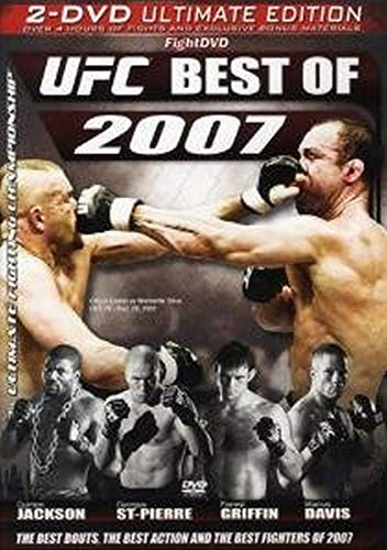 Ultimate Fighting Championship - Best of 2007 [DVD] [Edizione: Regno Unito]