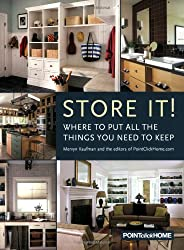 Storage ideas for the home #organizing Ducks 'n a Row