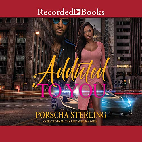 Addicted to You audiobook cover art