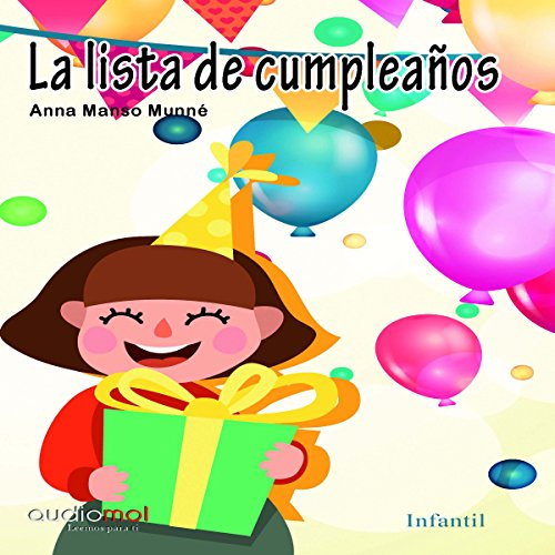 La lista de cumpleaños [The Birthday List] cover art