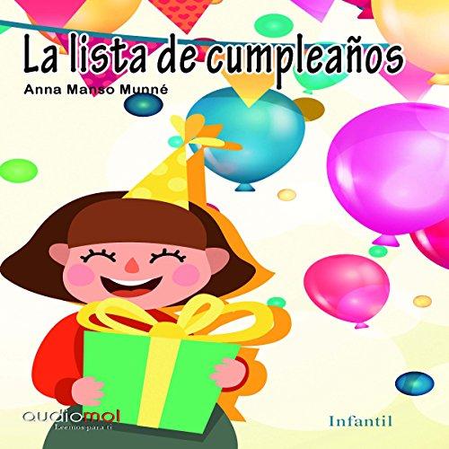 La lista de cumpleaños [The Birthday List] Titelbild
