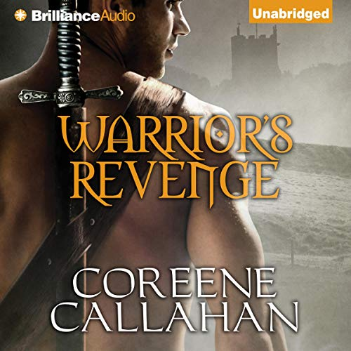 Warrior's Revenge audiobook cover art