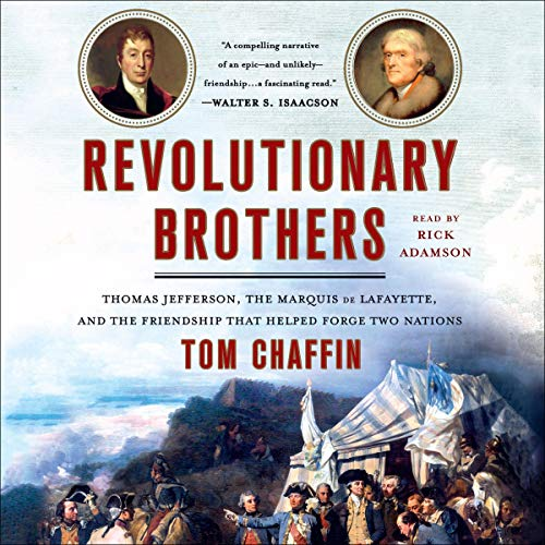 Couverture de Revolutionary Brothers