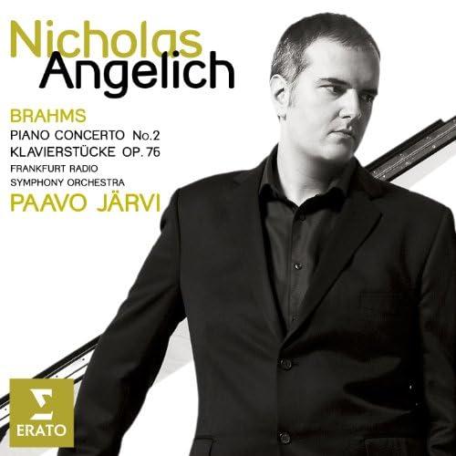 Nicholas Angelich/Frankfurt Radio Symphony Orchestra/Paavo Järvi