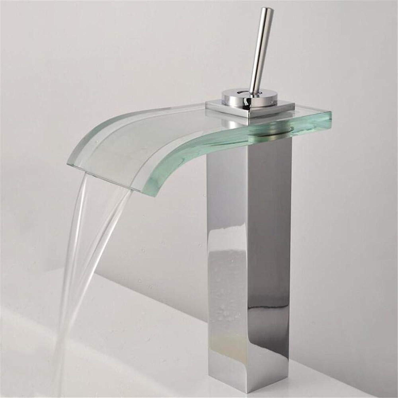 Bad heier und kalter Wasserhahn Waschbecken Mischbatterie Sanitr-Hardware Einloch-Wasserhahn